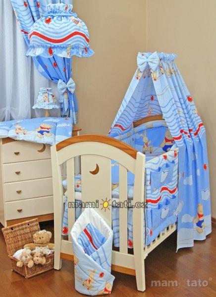Lustr do dětského pokojíčku - Kamarádi modrá