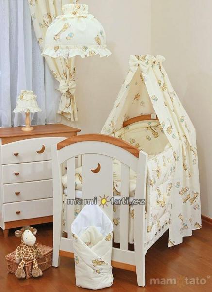 Lustr do dětského pokojíčku - Žirafka ecru