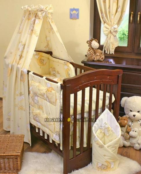 Lustr do dětského pokojíčku - Žebřík krémový