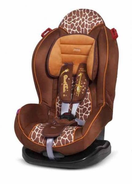 Autosedačka Coto Baby Swing 2016,  9-25kg Safari - Žirafa