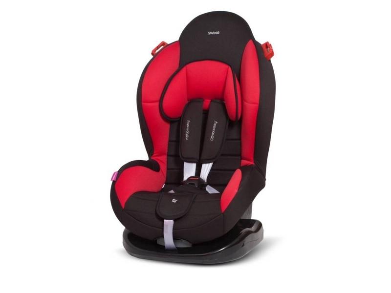 Autosedačka Coto Baby SWING 2016 red  9-25kg