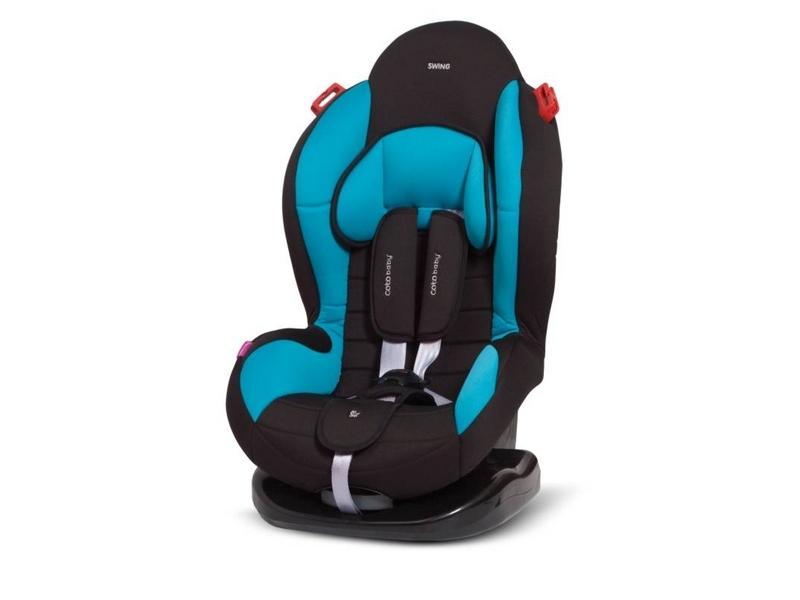 Autosedačka Coto Baby Swing 2016,  9-25kg - tyrkys