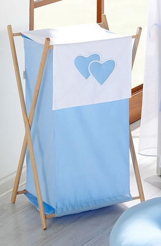 Kojící polštář - Modrý