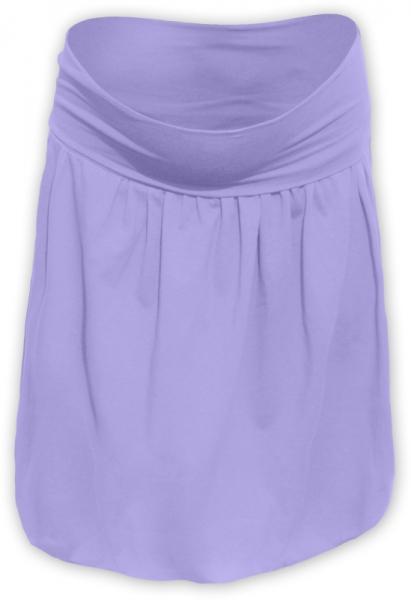 Balónová sukně - lila