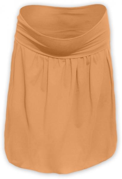 Balónová sukně - oranž