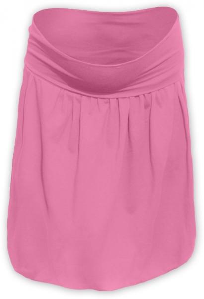 Balónová sukně - růžová