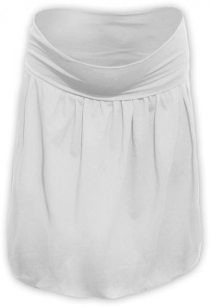Balónová sukně - smetanová
