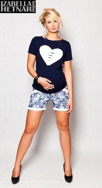 Těhotenské kraťasy Jola Jeans