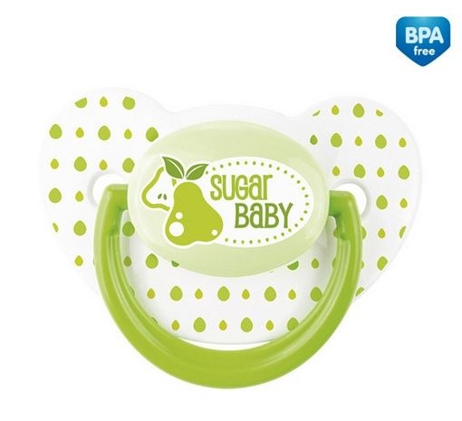 Dudlík Canpol Babies - Ovoce Sugar Baby - 18m+
