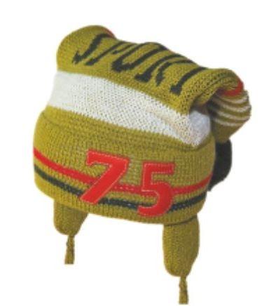 Zimní čepička YO ! 75  - khaki