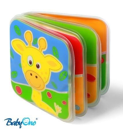 Měkká knížka Baby Ono - MINI ZOO