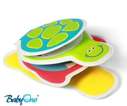 Měkká knížka Baby Ono - ŽELVIČKA