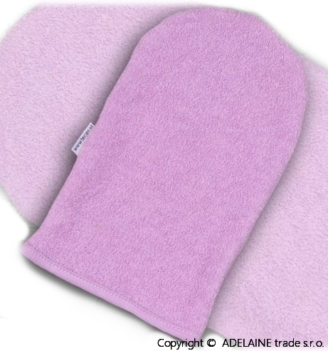TERJAN Žínka froté - lila/fialová