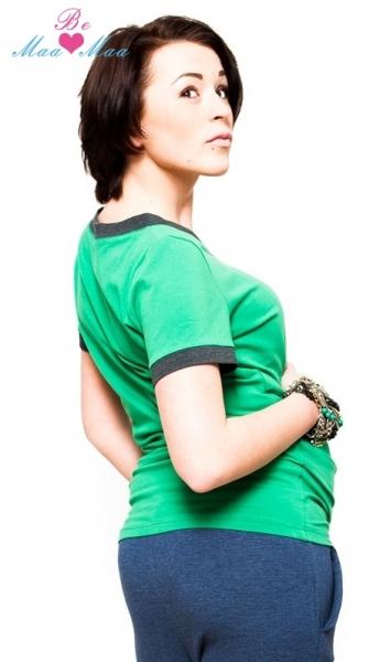 Be MaaMaa Tunika, triko EVVA - zelené