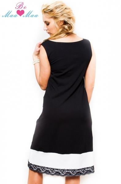 Těhotenské elegantní šaty Be MaaMaa - MARIE