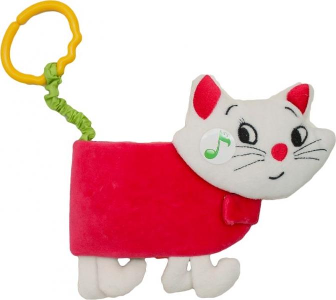Roztomilá knížka - Kočička