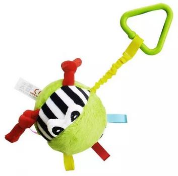 Hencz Toys Plyšová závěsná hračka - Balónek s očičkami - mix barev