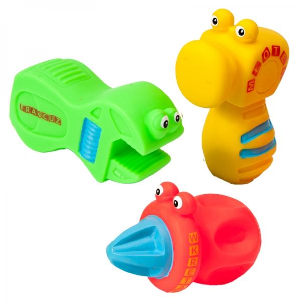 Veselá hračka do vody MINI NÁŘÁDÍ - mix - 1ks - kat. 837 - MIX BAREV - 1ks
