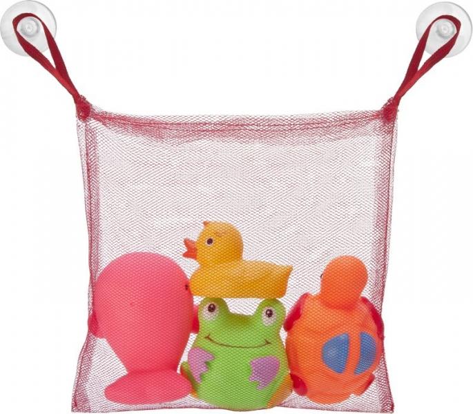 Hencz Toys Veselé gumové hračky s síťkou