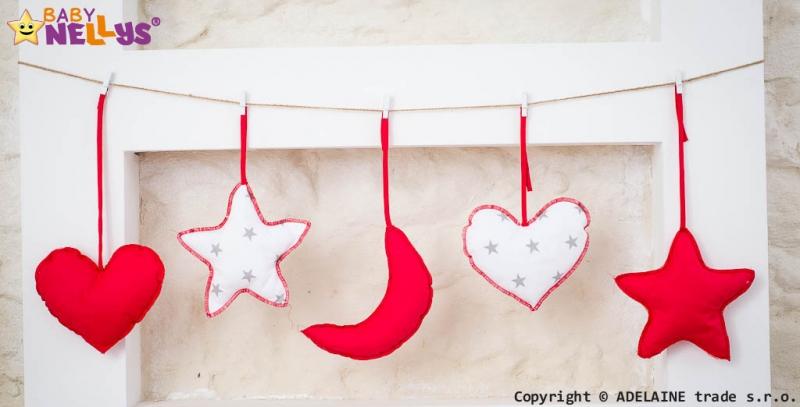 Sada dekorací Stars be Love č. 10