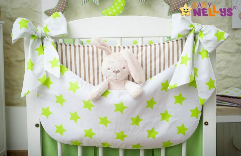 Baby Nellys Kapsář nejen na hračky Stars be Love - č. 3