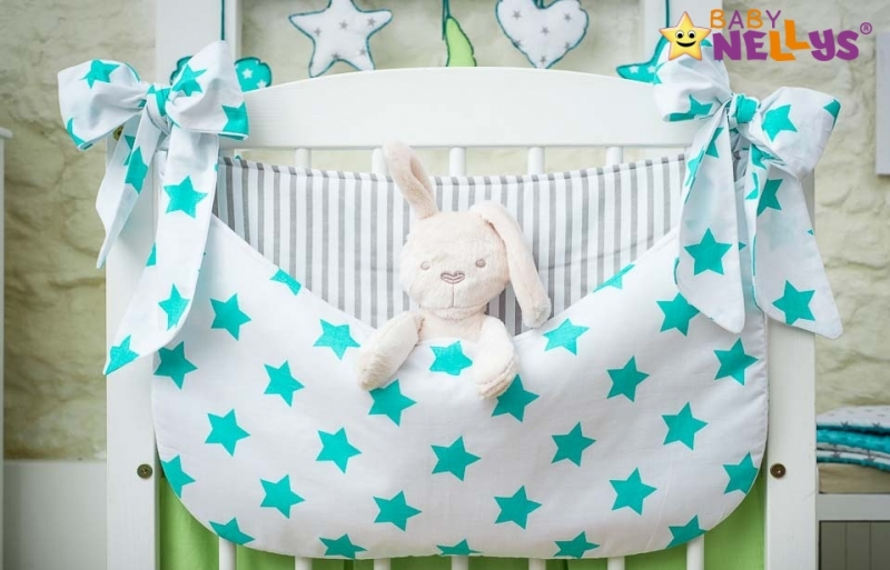 Baby Nellys Kapsář nejen na hračky Stars be Love - č. 4 a 6