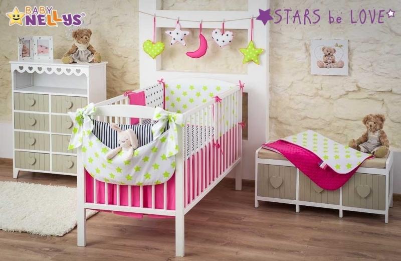 Baby Nellys Mega sada Stars be Love  č. 1