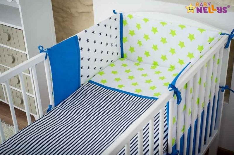 Baby Nellys Mega sada Stars be Love 135x100cm, č. 2