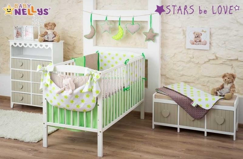 Baby Nellys Mega sada Stars be Love  č. 3