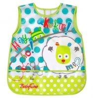 Dětská zástěrka Baby Ono 36m+ - vzor: Ovečka, nr.kat. 845, BO