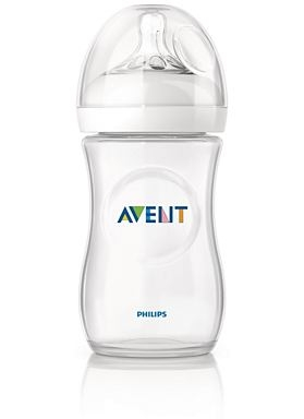 Lahvička Avent Natural - 330ml