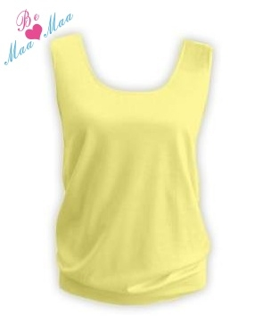 Top LADA - žlutý, Velikost: L/XL