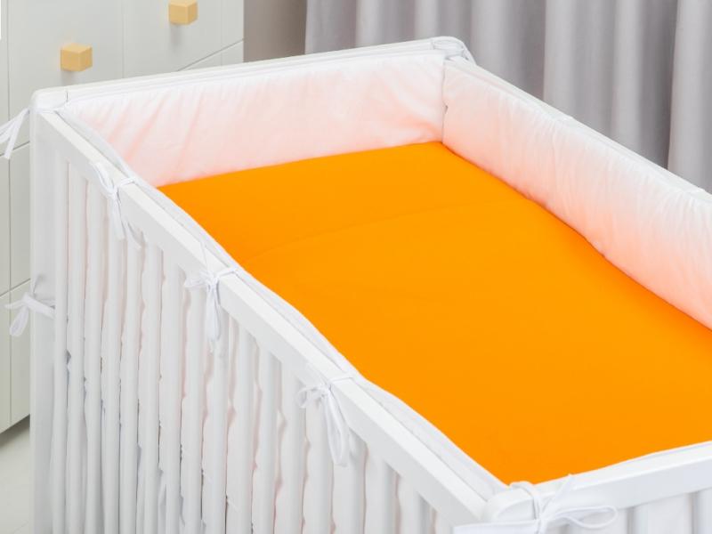 Bavlněné povlečení - Pomeranč