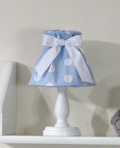 Mamo Tato Noční lampička - retro modré
