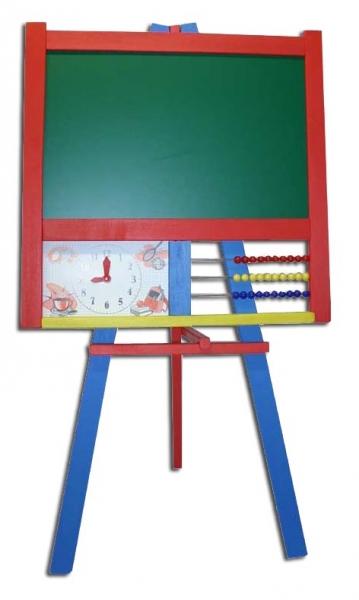 Tabule magnetická, školní s počítadlem - balení obsahuje 1 ks tabule