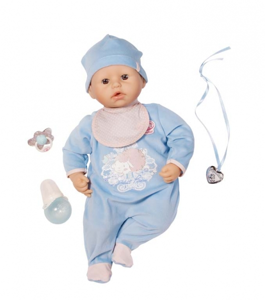 BABY ANNABELL chlapeček, 46 cm - 1 ks