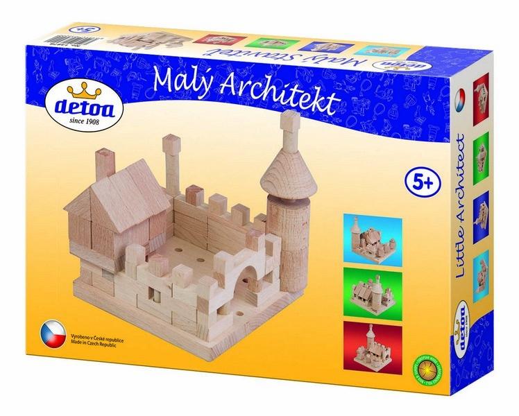 Stavebnice Malý Architekt