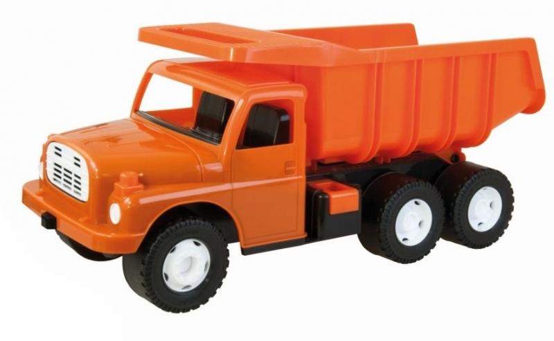 Auto Tatra 148 plast, oranžová