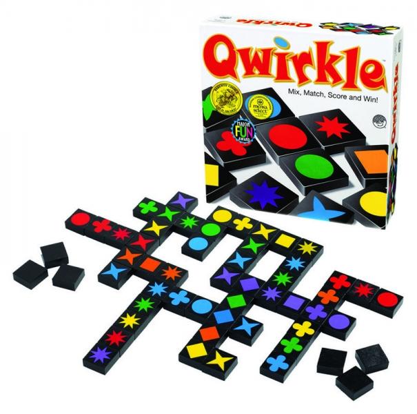 Hra Qwirkle