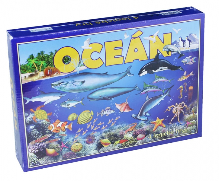 Hra Oceán