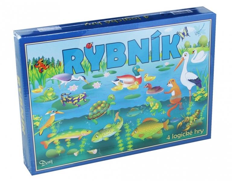 Hra Rybník