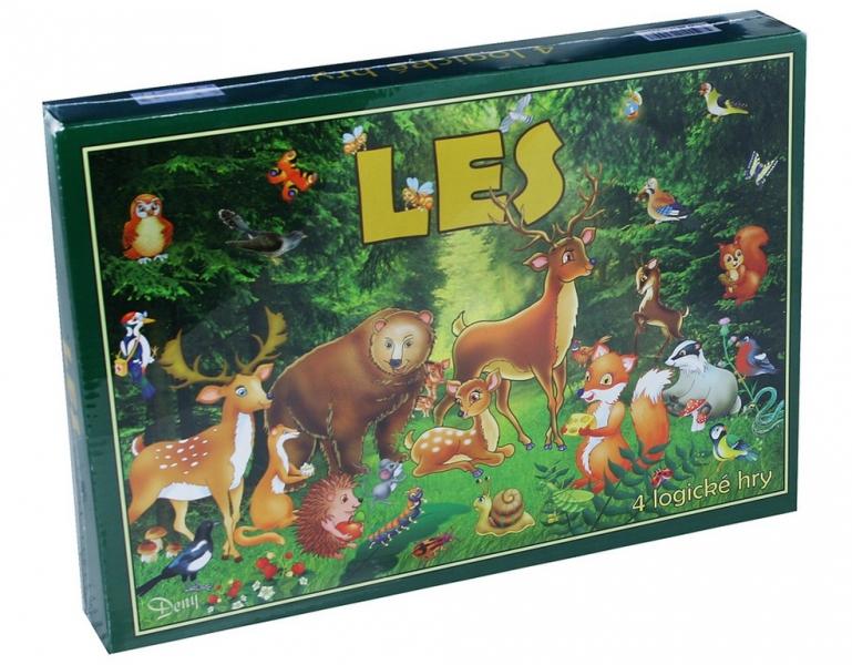 Hra Les