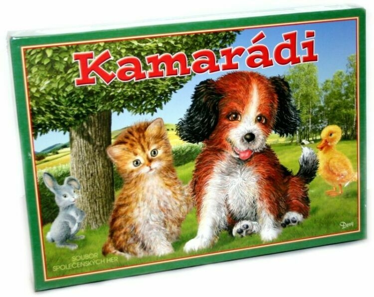 Hra Kamarádi