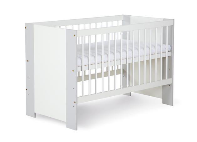 KLUPS Dětská postel Safari de LUX  + šuplík 120x60 cm.
