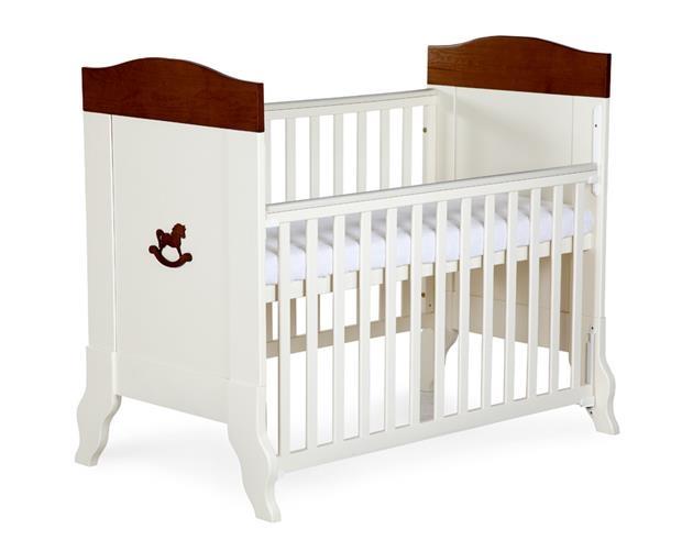 KLUPS Dětská postel CASTELLO spouštěcí bok
