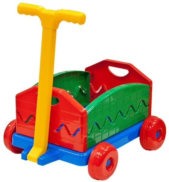 Vozík dětský, plastový