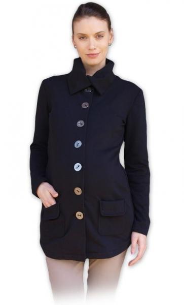 Těhotenský kabátek, mikina, sako, bunda - vel. L/XL