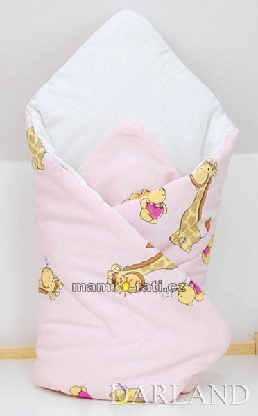Darland Zavinovačka - Žirafky růžové