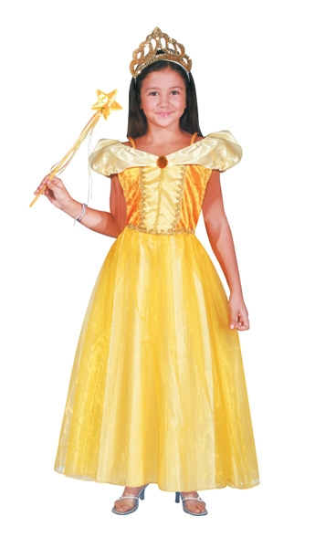 Karnevalový kostým princezna Belinda, vel. XS - Kostým princezna Belinda, vel. XS