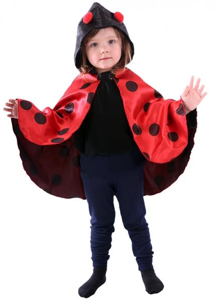 Karnevalový kostým beruška - plášť - Kostým beruška - plášť